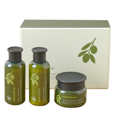 Olive real skincare Ex special set